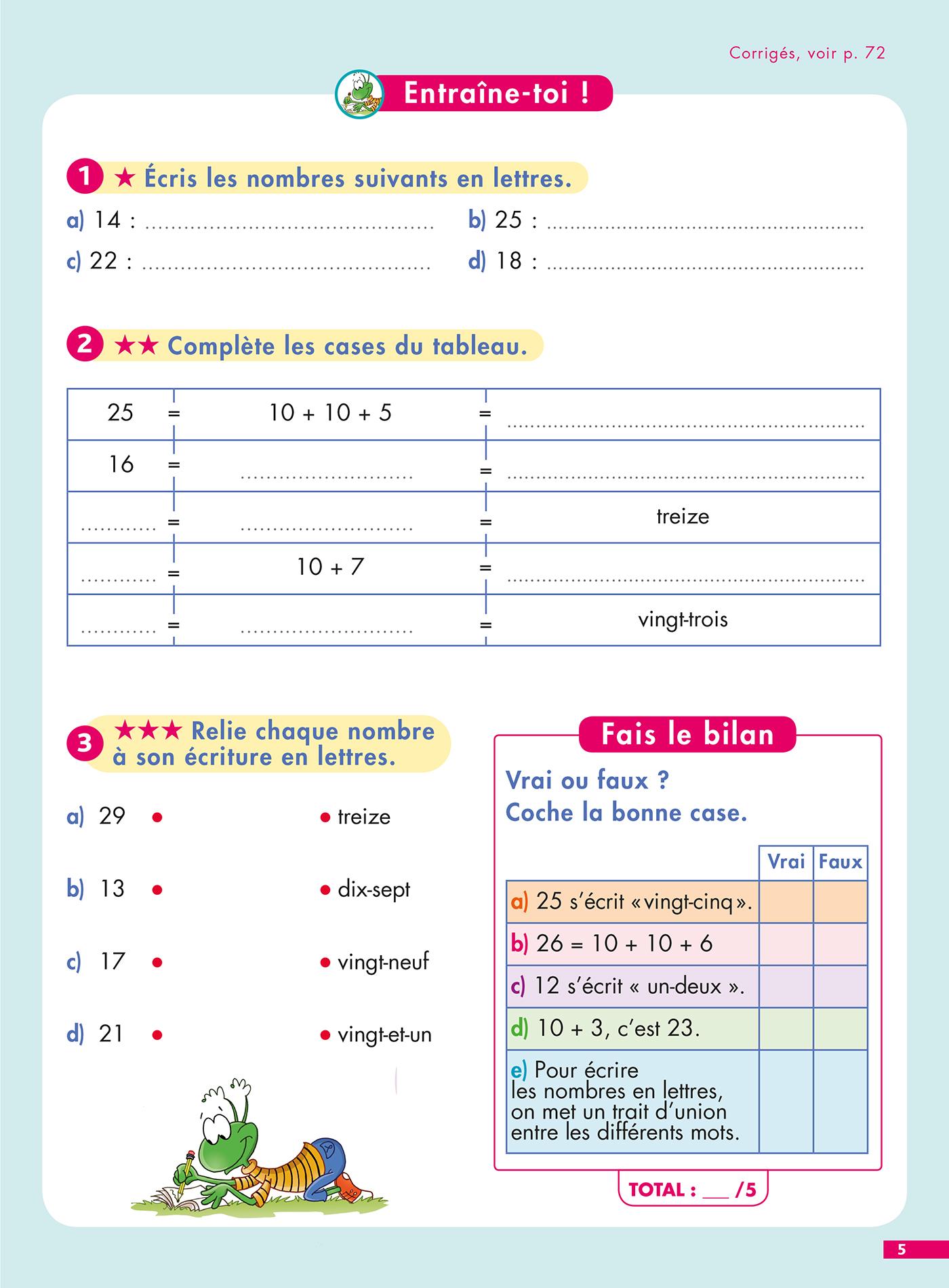 Pour Comprendre Maths CE1-CE2 - Spécial DYS (dyslexie) | Hachette Education - Famille, élèves ...