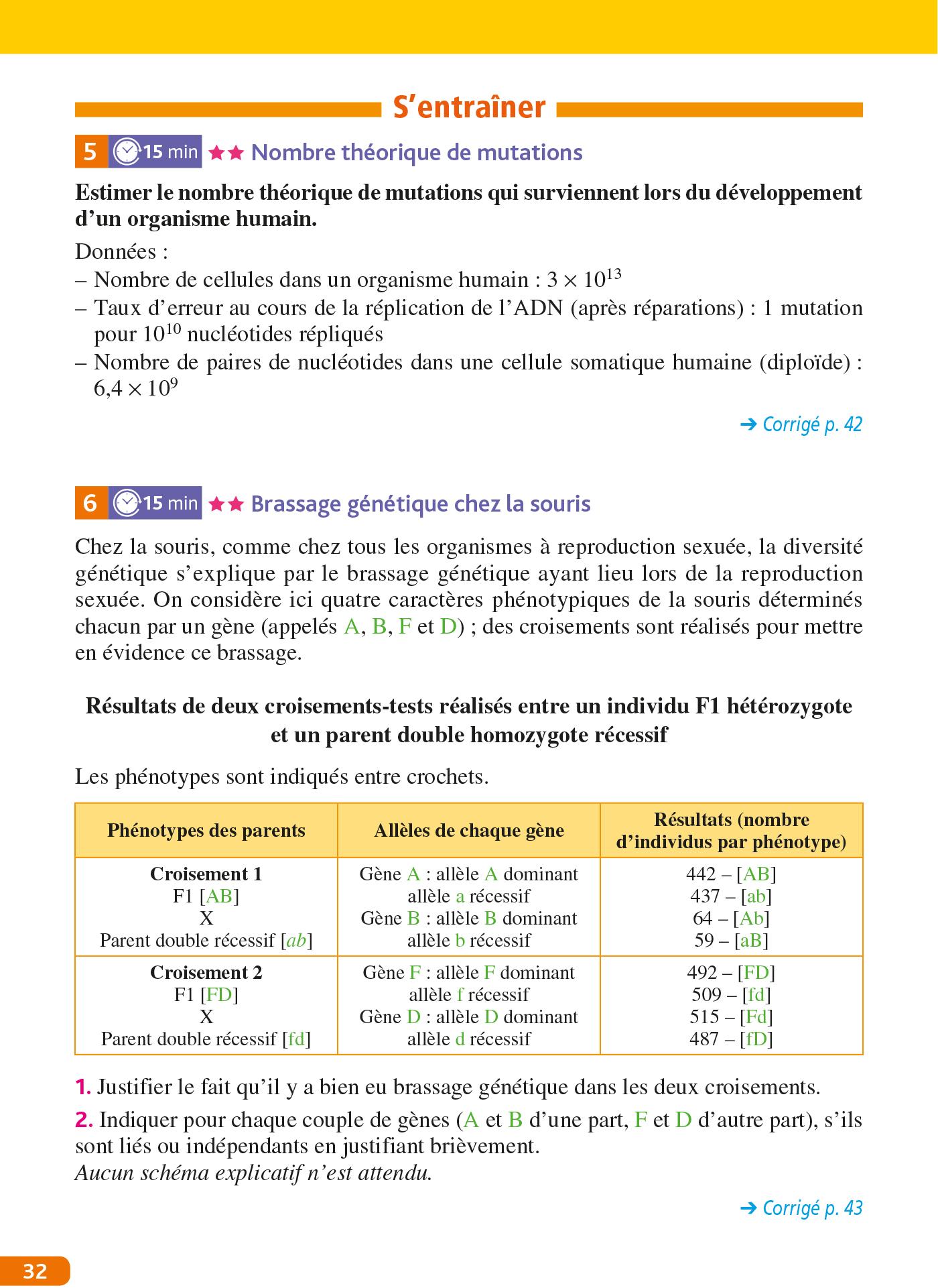 Objectif Bac - Spécialité SVT Term + Epreuve orale ...