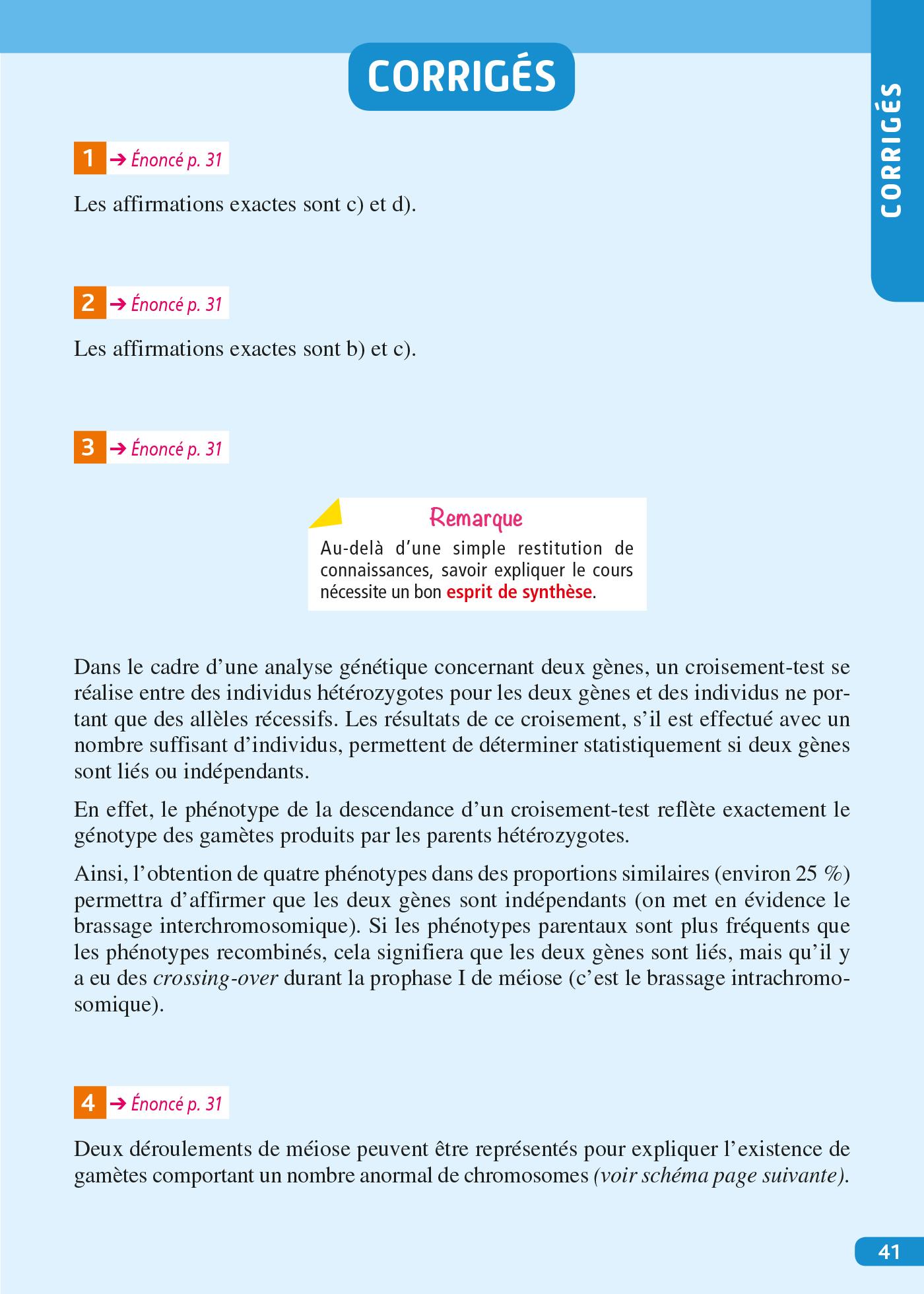Spécialité SVT Term + Epreuve orale   Hachette Education ...