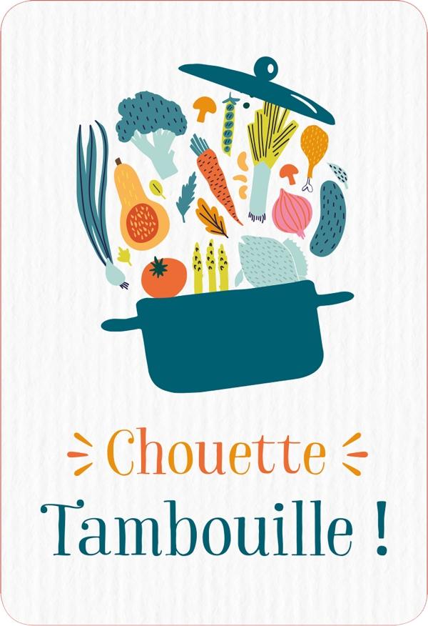Chouette Tambouille - Jeu de cartes - Ed. 2021