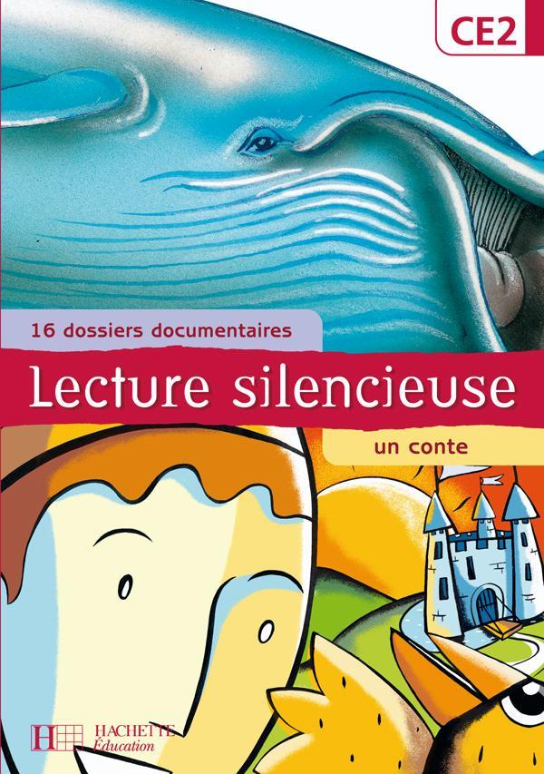 Lecture silencieuse CE2 - Pochette élève - Ed.2002