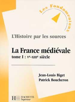 La France médiévale VIe-XIIe siècle