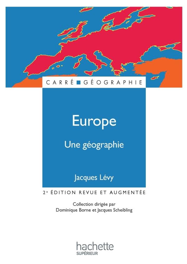 Europe, une géographie