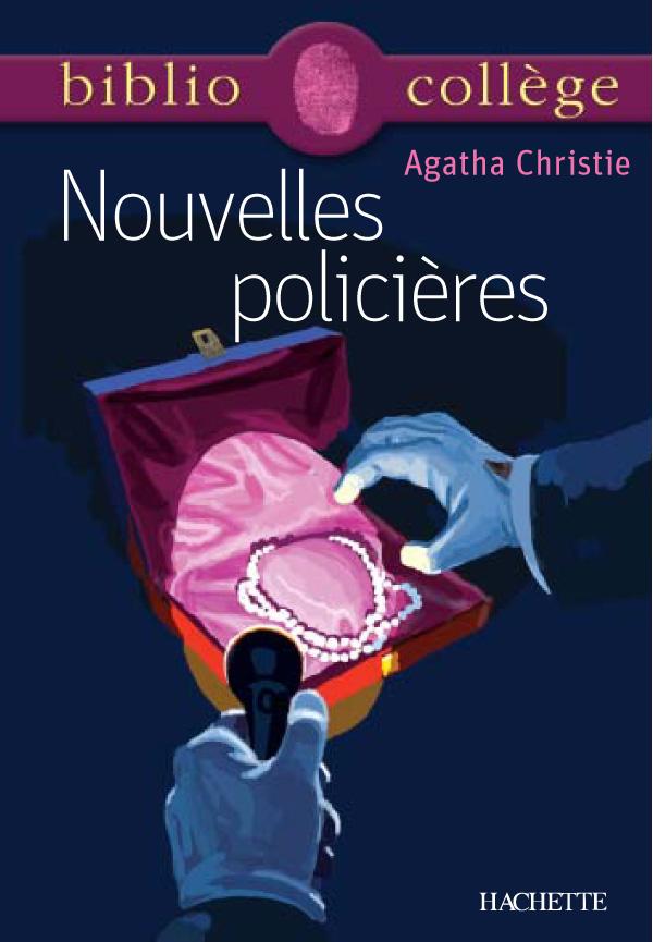 Bibliocollège - Nouvelles policières, Agatha Christie