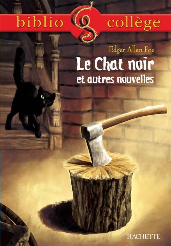 Bibliocollège - Le Chat noir et autres nouvelles, Edgar Allan Poe