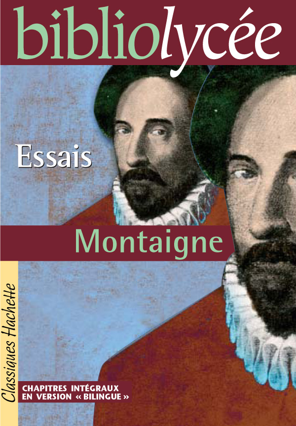 Bibliolycée - Essais, Montaigne
