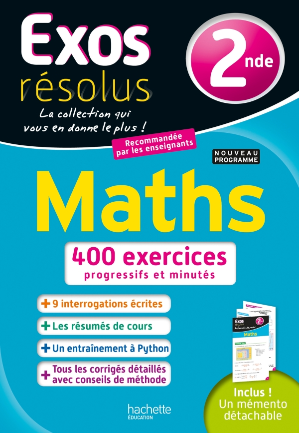 Exos Résolus - Maths 2nde