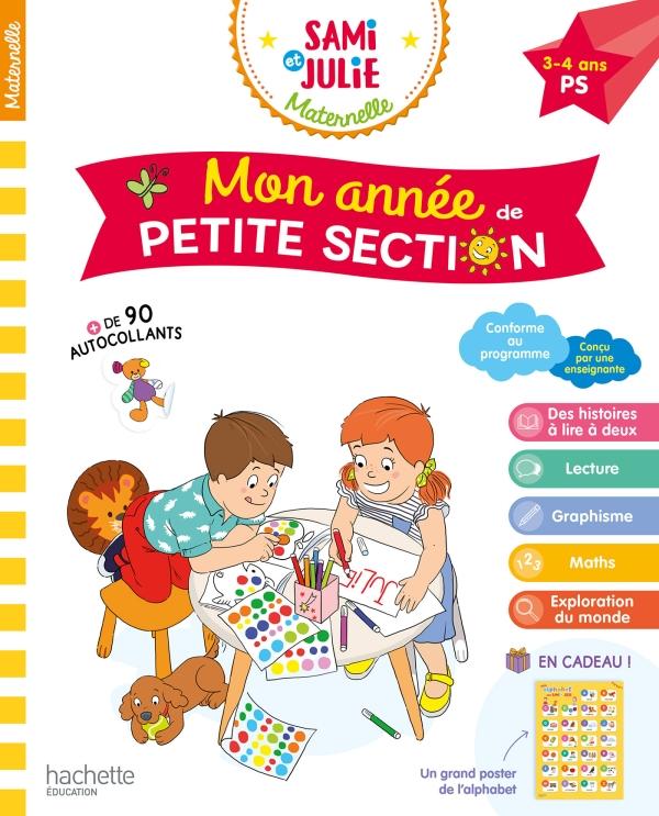 Mon année de Petite Section avec Sami et Julie 3-4 ans