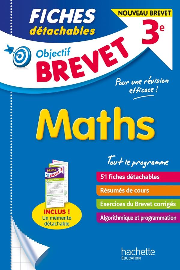 Objectif Brevet - Fiches Maths