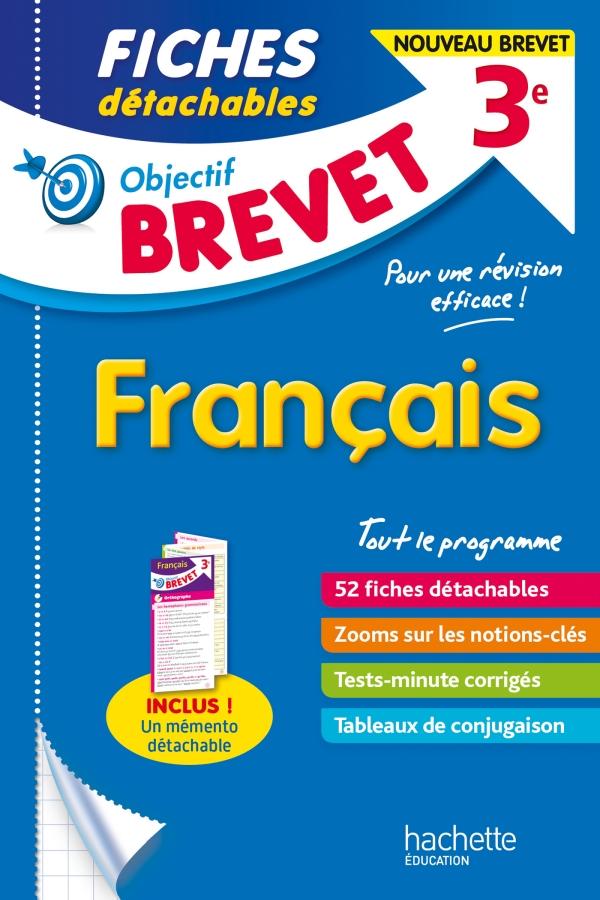 Objectif Brevet - Fiches Français