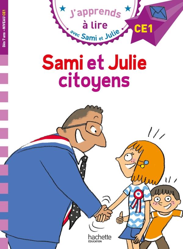 Sami et Julie CE1 Sami et Julie citoyens