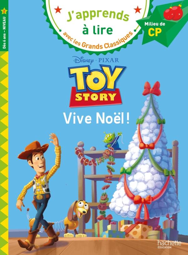 Disney Pixar - Toy story, Vive noël !  CP niveau 2
