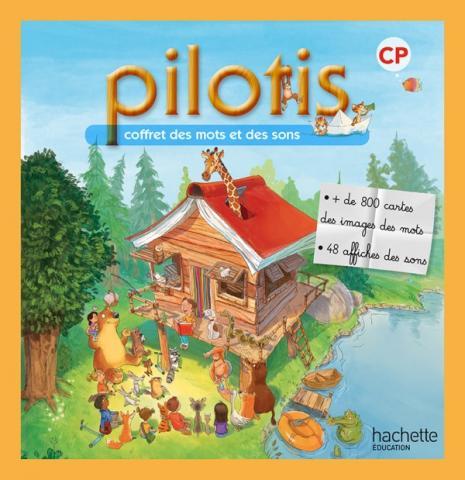 Lecture CP - Collection Pilotis - Coffret Images des mots - Edition 2014
