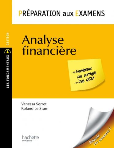 Préparation aux examens - Analyse financière