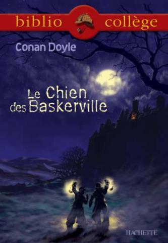 Bibliocollège - Le chien des Baskerville, Conan Doyle