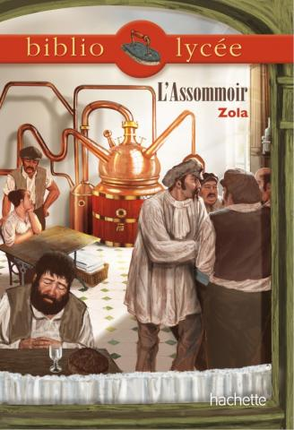 Bibliolycée - L'Assommoir, Emile Zola