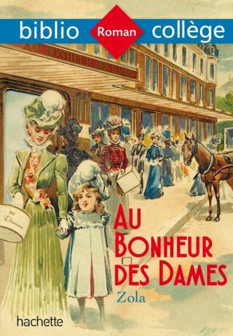Bibliocollège - Au bonheur des dames - n° 78