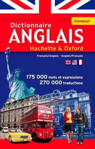 Dictionnaire Anglais Hachette Oxford Compact