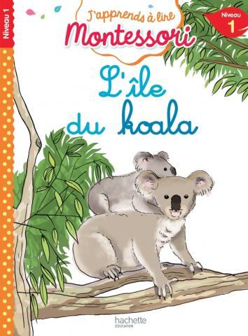 L'île du koala, niveau 1 - J'apprends à lire Montessori