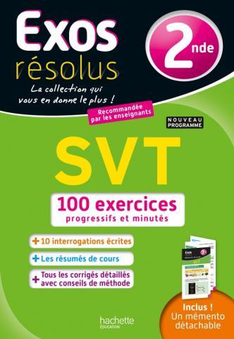 Exos résolus - SVT 2nde