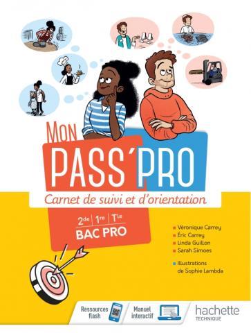 Mon Pass'Pro - cahier de l'élève - Éd. 2020