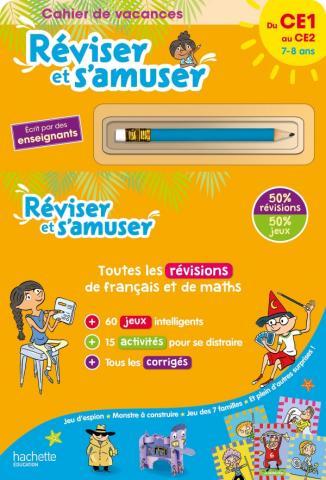 Réviser et s'amuser Du CE1 au CE2 (7-8 ans)