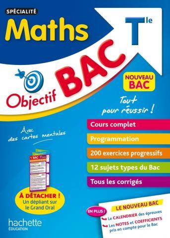 Objectif Bac - Spécialité Maths Term