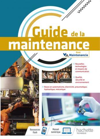 Guide de la maintenance - livre élève -  Éd. 2021