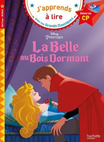 Disney - La Belle au bois dormant, CP niveau 1