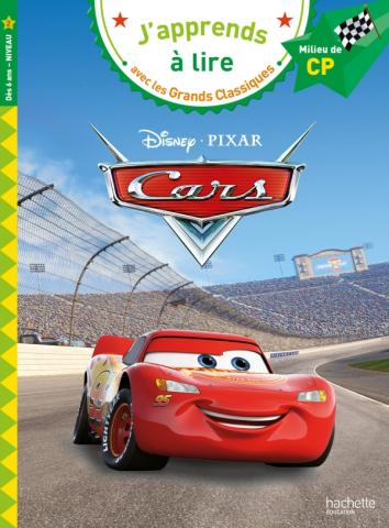 Disney - Cars CP niveau 2