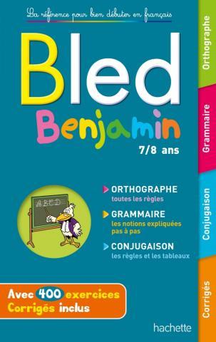 BLED Benjamin 7-8 ans