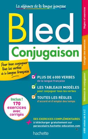 Bled Conjugaison