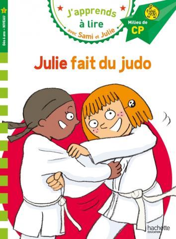 Sami et Julie CP Niveau 2 Julie fait du Judo