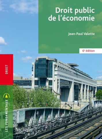 Fondamentaux  - Droit public de l'économie (6e édition)