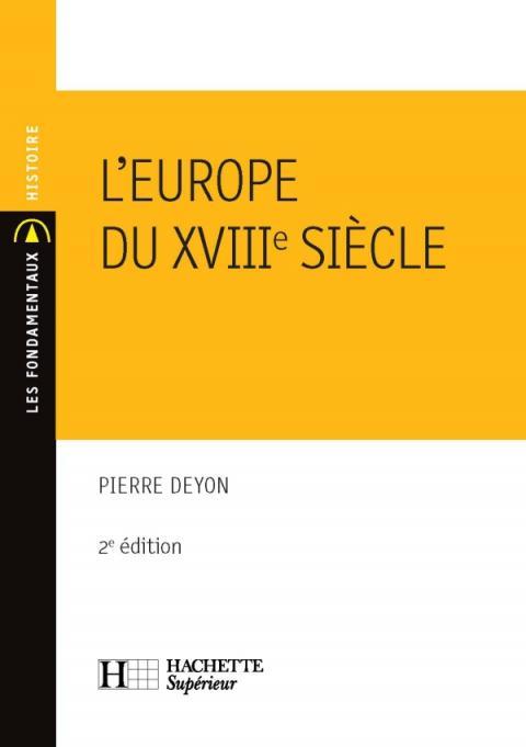 L'Europe du XVIIIe siècle