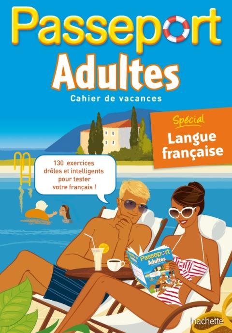 Passeport Adultes - Langue française