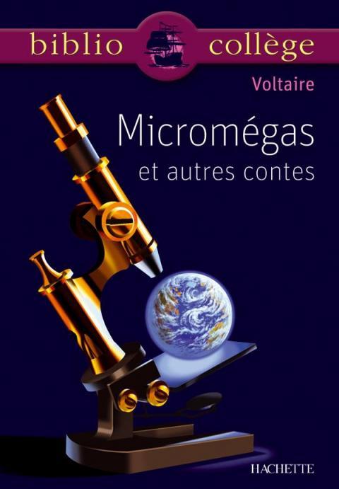 Bibliocollège - Micromégas et autres contes, Voltaire