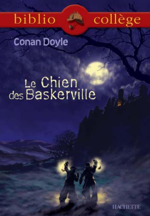 Bibliocollège - Le chien des Baskerville - Conan Doyle