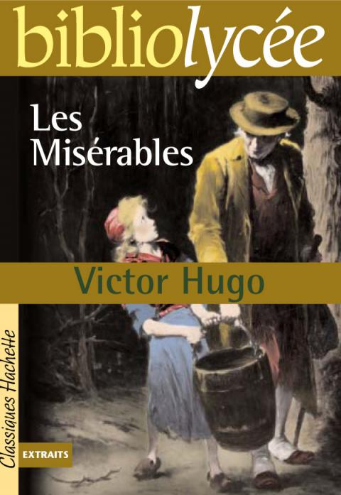 Bibliolycée - Les Misérables, Victor Hugo