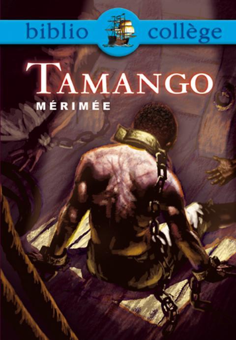 Bibliocollège - Tamango, Prosper Mérimée
