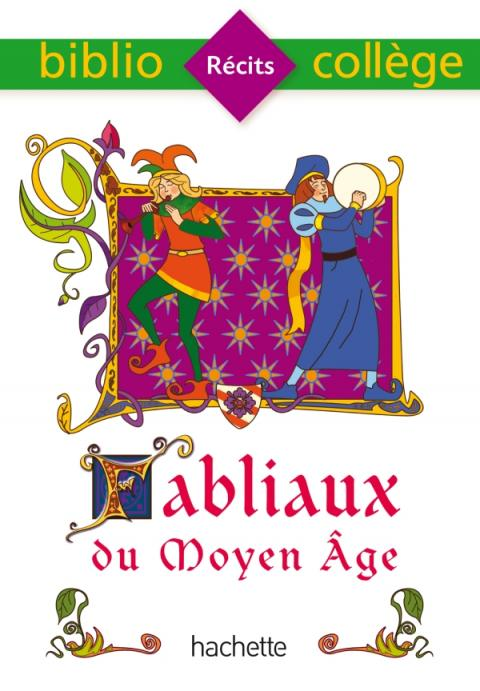 Bibliocollège - Fabliaux du Moyen Âge