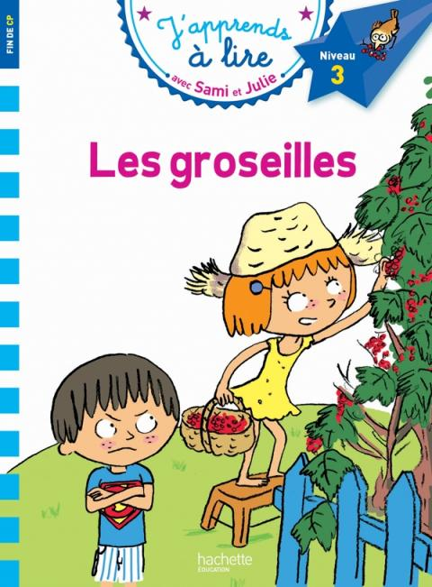 Sami et Julie CP Niveau 3 Les Groseilles