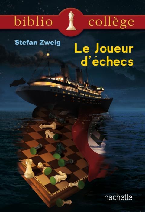 Bibliocollège - Le joueur d'échecs, Stefan Zweig