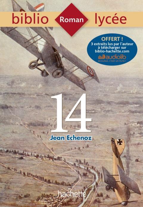 Bibliolycée - 14, Jean Echenoz