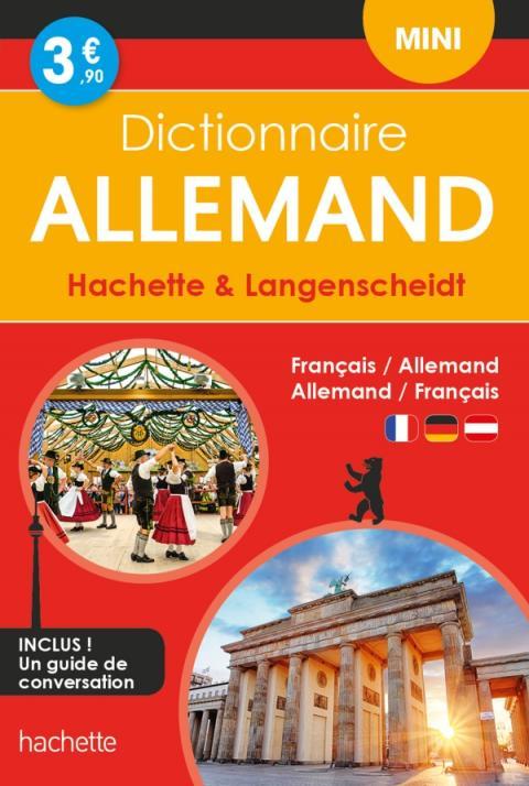 Mini Dictionnaire Hachette Langenscheidt - Bilingue Allemand