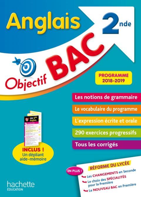 Objectif Bac Anglais 2nde