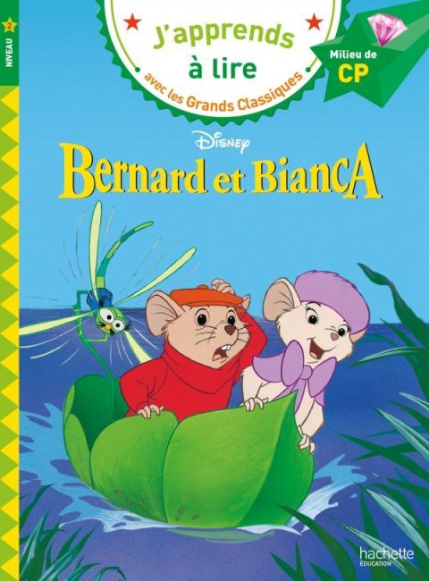 Bernard et Bianca CP Niveau 2