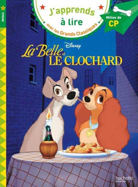La Belle et le Clochard CP Niveau 2
