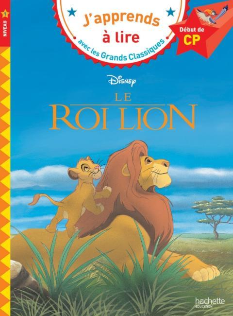 Le Roi Lion CP Niveau 1