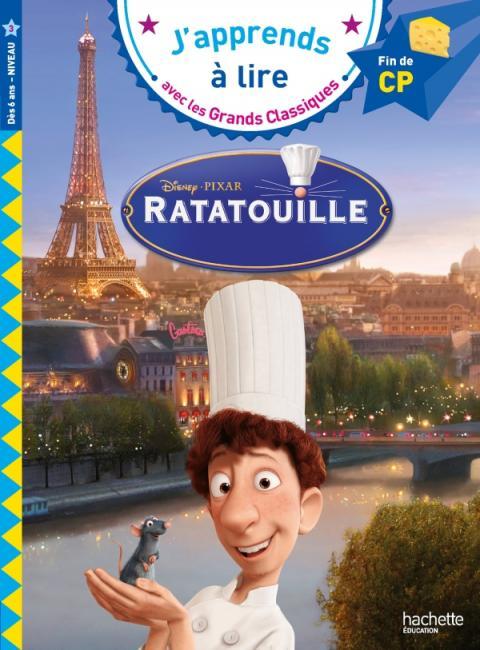 Ratatouille CP Niveau 3